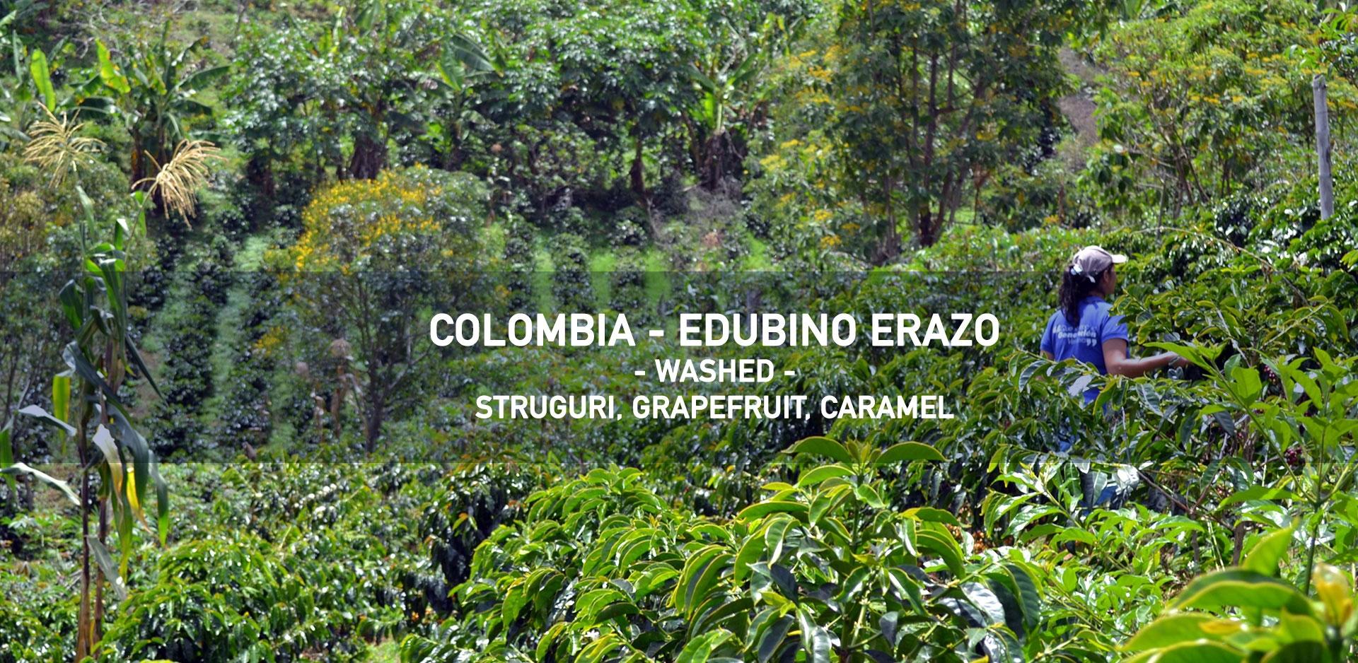Colombia Edubino Erazo