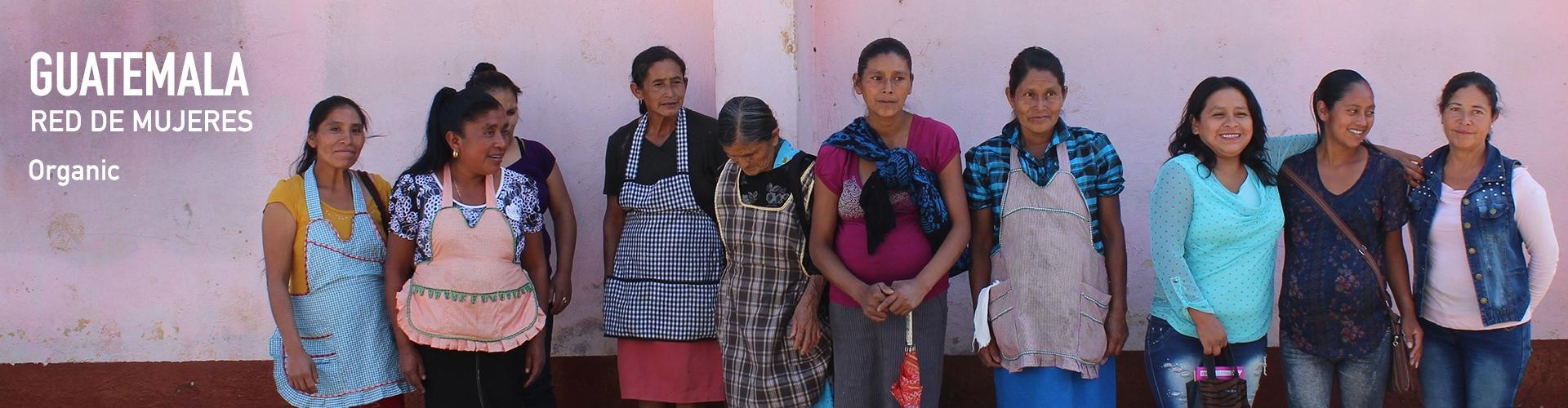Guatemala Red de Mujeres