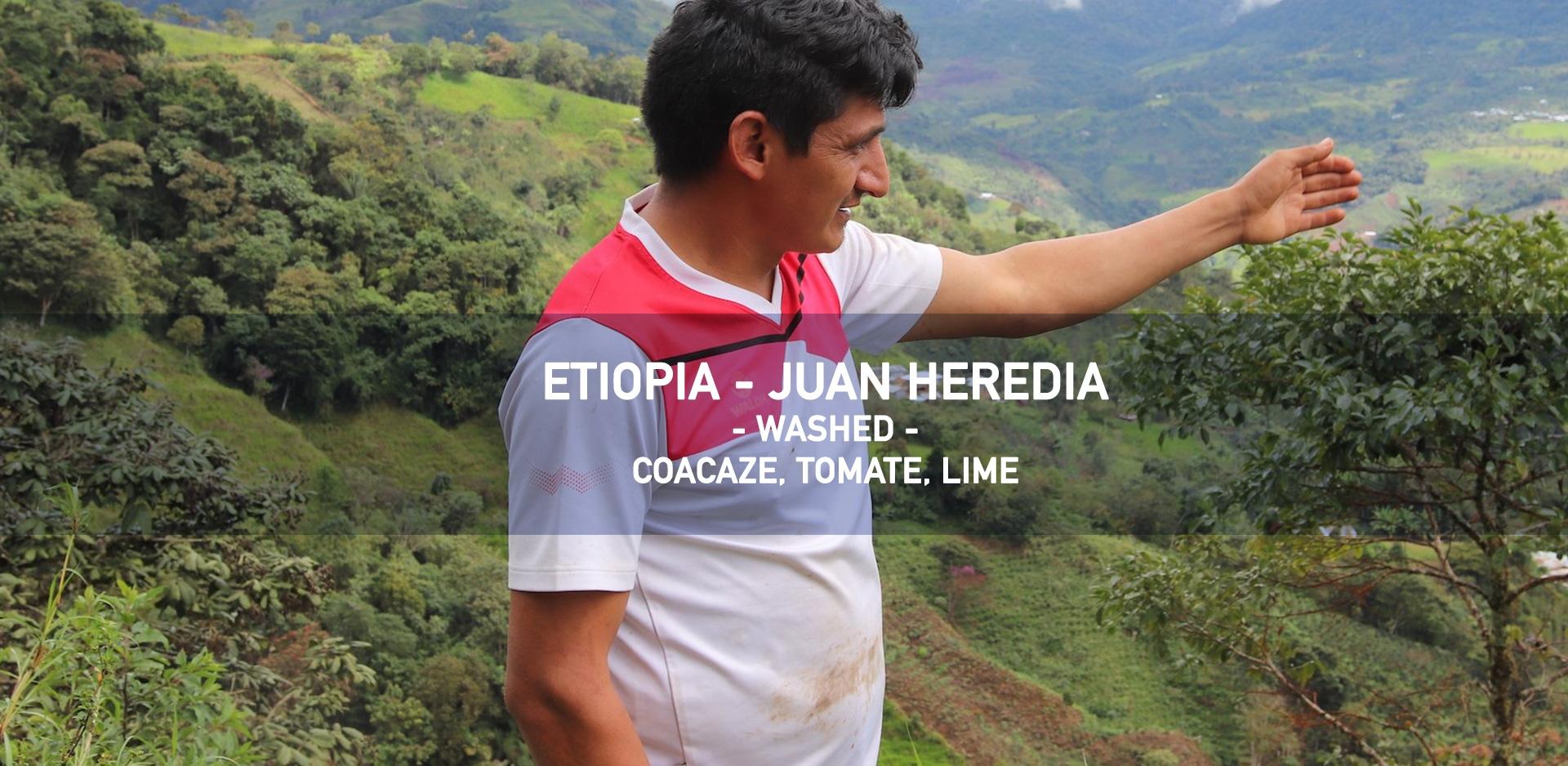 Peru Juan Heredia