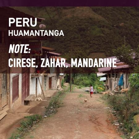 Peru - Huamantanga
