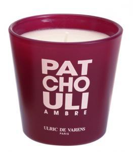 Candela Parfumata Luxury Edition ULRIC DE VARENS - Patchouli Ambre0