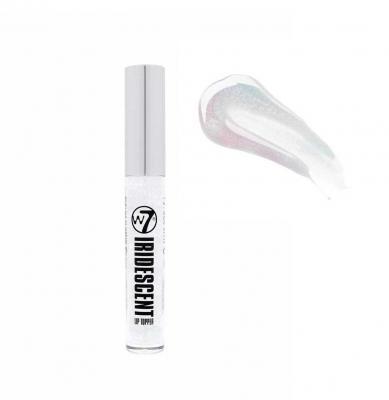 Luciu de Buze Stralucitor cu Particule Irizante W7 Iridescent Lip Topper, 3g0