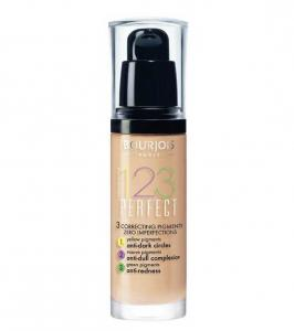 Fond De Ten BOURJOIS 123 Perfect - 50 Rose Vanilla, 30ml1
