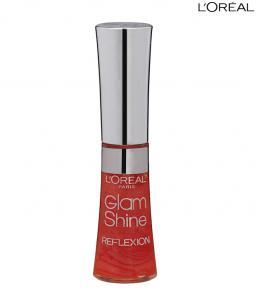 Gloss L'oreal Glam Shine Reflexion - 175 Sheer Papaya0