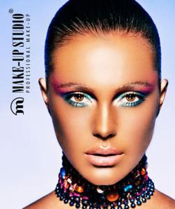 Fard de Pleoape Profesional Lumiere Make-Up Studio - Mauve Twist Duo1