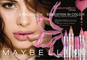 Ruj Maybelline Color Sensational Lipstain - 180 Wink of Pink2