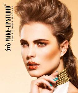 Pudra Profesionala Translucenta Extra Fina Make-Up Studio 15 gr-031