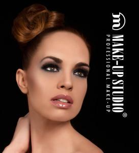 Rimel Profesional  Cu Efect De Arcuire Make-Up Studio - Black1