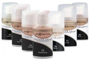 Fond de Ten Lichid MAX FACTOR Colour Adapt - 60 Sand, 34 ml1