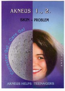 Tratament Gel Profesional AKNEUS pentru tratarea acneei 30ml2