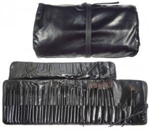 Set de 32 Pensule Profesionale din Par Natural Top Quality Hair - Black2