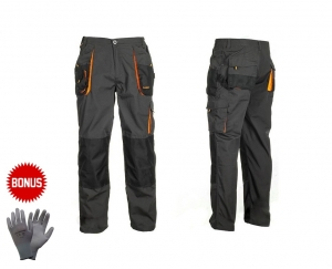 PANTALON IN TALIE ORANGE