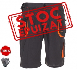 PANTALON STANDARD SCURT ORANGE