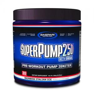 Gaspari SuperPump 250 25 serv USA