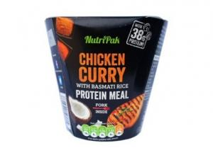 Nutri Pak Chicken Curry with Bassmatti Rice 300g