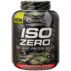Muscletech Iso Zero 2,3 kg