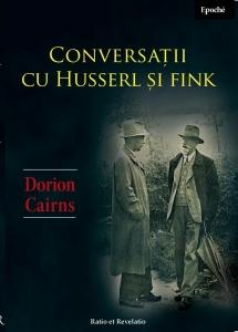 Conversații cu Husserl și Fink Book Cover