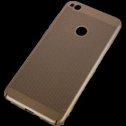 Husa Huawei P9 Lite 2017 Tpu Perforat Gold