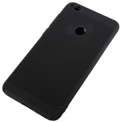 Husa Huawei P9 Lite 2017 Tpu Perforat Negru