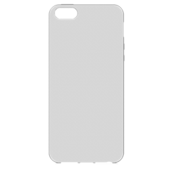 Husa iPhone 5 Silicon Transparent