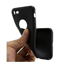Husa iPhone 6 Silicon Negru1