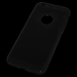 Husa iPhone 6 TPU Perforat Negru