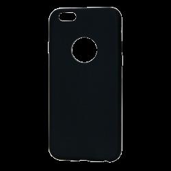 Husa iPhone 6s Silicon Negru