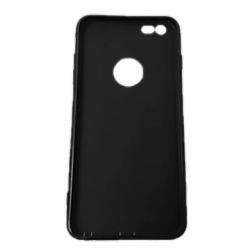 Husa iPhone 6s Silicon Negru1