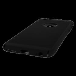 Husa iPhone 6s TPU Perforat Negru