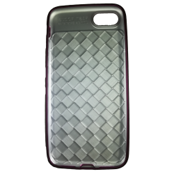 Husa iPhone 7  Efect 3D TPU Moale Mov3