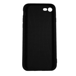 "Husa iPhone 7 TPU Negru Print Mesaj 3D ""18 acum pot sa fac legal ceea ce faceam la 13 ani ""2"