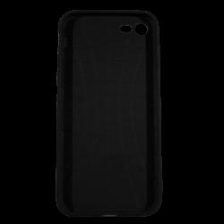 "Husa iPhone 7 TPU Negru Print Mesaj 3D ""Femeile nu gem, femeile dulceata""1"