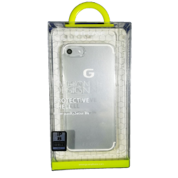 Husa iPhone 8 G-Case Silicon Transparent