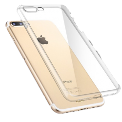 Husa iPhone 8 plus Silicon Transparent