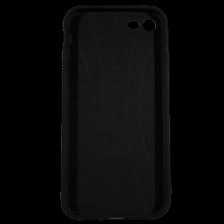 "Husa iPhone 8 TPU Negru Print Mesaj 3D ""18 acum pot sa fac legal ceea ce faceam la 13 ani """