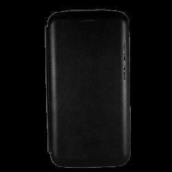 Husa iPhone X Flipcase Tip Carte Ecopiele