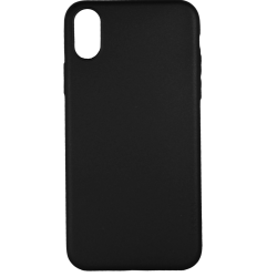 Husa iPhone X TPU Negru X-level