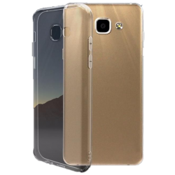 Husa Samsung Galaxy A3 2017 Silicon Transparent