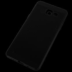 Husa Samsung Galaxy A5 2016 TPU Negru Perforat2
