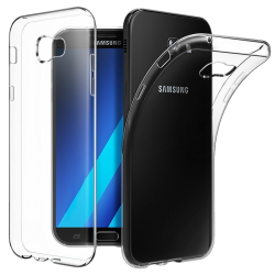 Husa Samsung Galaxy A5 2017 Silicon Transparent