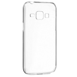 Husa Samsung Galaxy J3 2016 Silicon Transparent0