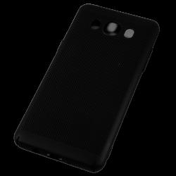 Husa Samsung Galaxy J5 2016 TPU Perforat Negru