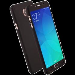 Husa Samsung Galaxy J5 2017  360 Fullcover Silicon Negru