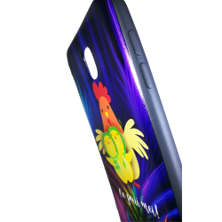 "Husa Personalizata Samsung j5 2017 Husa 3D print mesaj '' Ce puii mei!"""