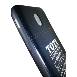"Husa Samsung Galaxy  j5 2017 husa flippy 3d print mesaj ''toti avem nevoie sa credem in ceva!"""
