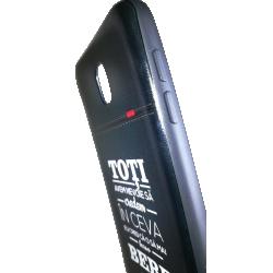 Husa Samsung Galaxy  j5 2017 husa flippy 3d print mesaj ''toti avem nevoie sa credem in ceva!
