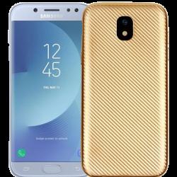 Husa Samsung Galaxy j5 2017 I-Zore Fiber Auriu