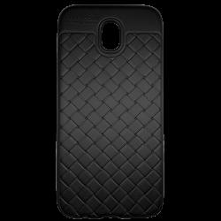 Husa Samsung Galaxy J5 2017 TPU Moale Efect 3D Negru