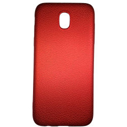 Husa Samsung Galaxy J5 2017 Tpu Moale IDEKO Rosu0