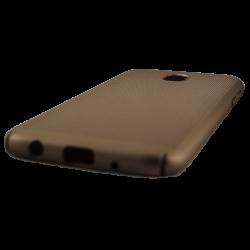Husa Samsung Galaxy J5 2017 TPU Perforat Gold